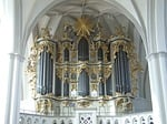 church organ photo